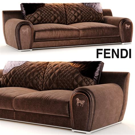 fendi sofas for sale sofa varenne fendi 3d model