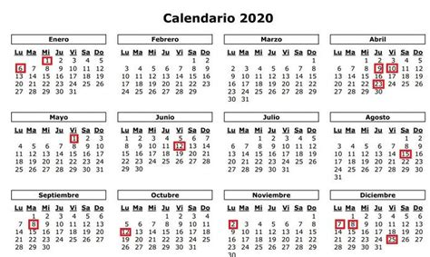calendario laboral en salamanca noticiascyl