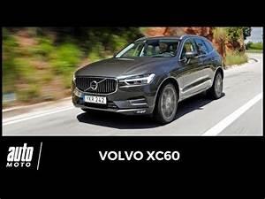 Avis Volvo Xc60 : 2017 volvo xc60 essai entre break et suv prix ~ Medecine-chirurgie-esthetiques.com Avis de Voitures
