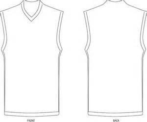 blank jersey template media  arts newschoolerscom