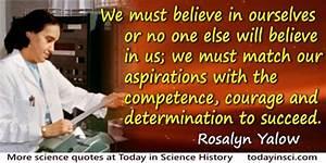 Women Scientists Quotes