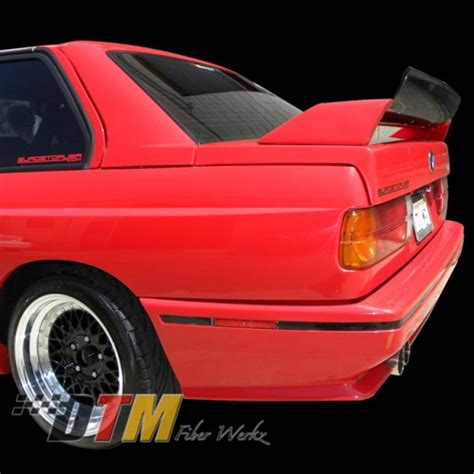 E30 Spoiler by Bmw E30 M3 Evo Dtm Style Spoiler Fits M3