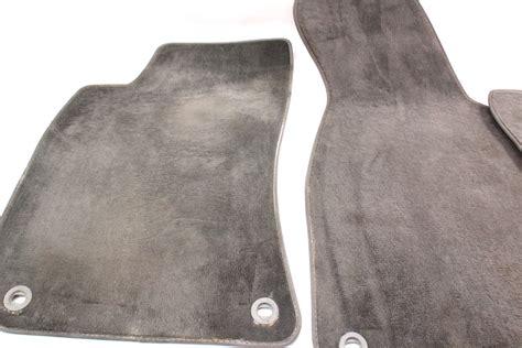 Vw Passat Floor Mats 2004 by Floor Mat Set 98 05 Vw Passat B5 B5 5 Grey Genuine