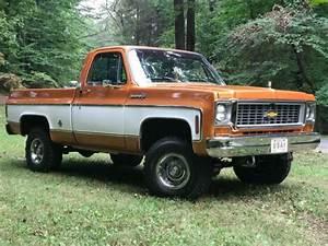 Chevrolet K10 4x4 Swb