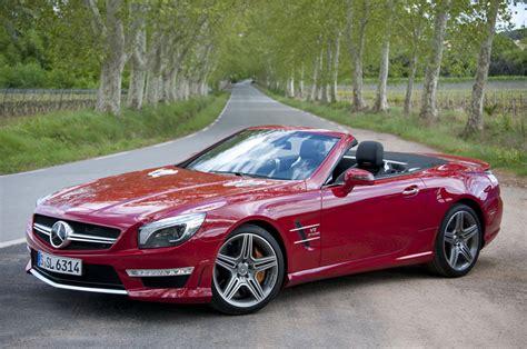 2018 Mercedes Benz Sl63 Amg Wvideo Autoblog