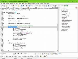 coder39s editor to edit javascript source code With document coding software