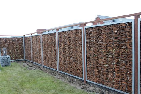 simple contact form gabions with coconut husks kokosystems international bv