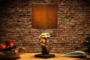 Treibholz Lampe Decke : design lampen exklusiv und einzigartig riess ~ Frokenaadalensverden.com Haus und Dekorationen