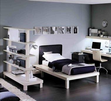 chambre et gris ado deco chambre ado gris et blanc visuel 6