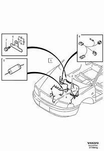 Volvo V40 Engine Wiring Harness  Ch 600000