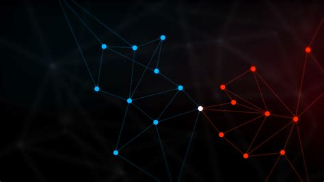 Digital Network Wallpaper Hd by Wallpaper Low Poly Digital Network Dots Abstract