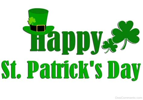 Saintpatricks Day Pictures, Images, Graphics For Facebook