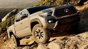 2020 Toyota Tacoma Revealed At Chicago Auto Show