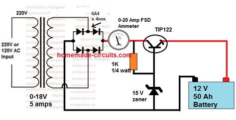 battery charger circuits  lm lm
