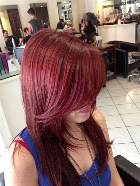 redken red hair color hair colors idea