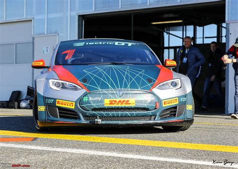 Tesla Racing Series by Tesla Based Electric Car Racing Series Gets Fia Approval