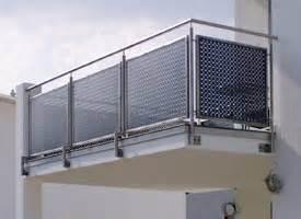 balkone aus aluminium balkone und geländer aus stahl aluminium oder edelstahl glas blech holz oder balkonplatten