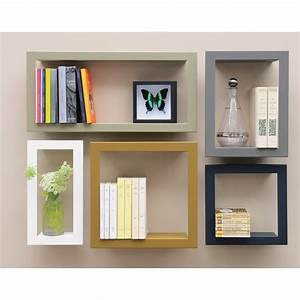 Etagere Cadre Photo : cadre etagere murale presse citron big high lichen ~ Teatrodelosmanantiales.com Idées de Décoration