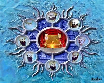 Sikh Gurus Ten Wallpapers Guru God Backgrounds