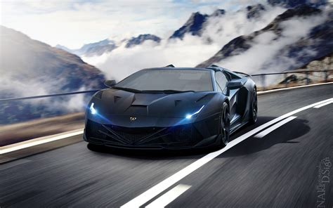 Insane Lamborghini Aventador Wallpapers