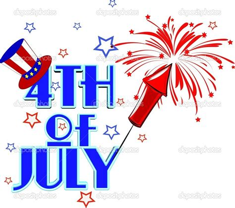 July 4th Clip Fourth Of July Clip Clipart Panda Free Clipart Images
