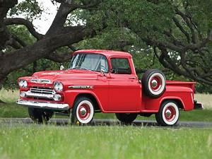 1958 Chevy Apache 3100 Stepside