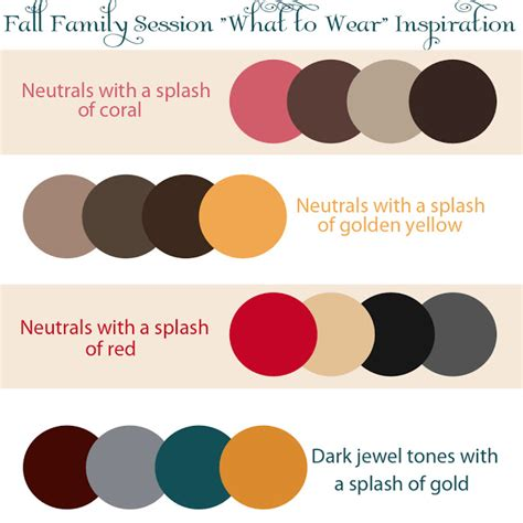 """Candice Smith Photography Fall Family """"what To Wear"""" Guide"""