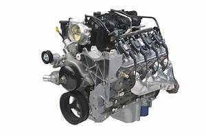 Chevy Offers New L96 6 0-liter Crate Engine