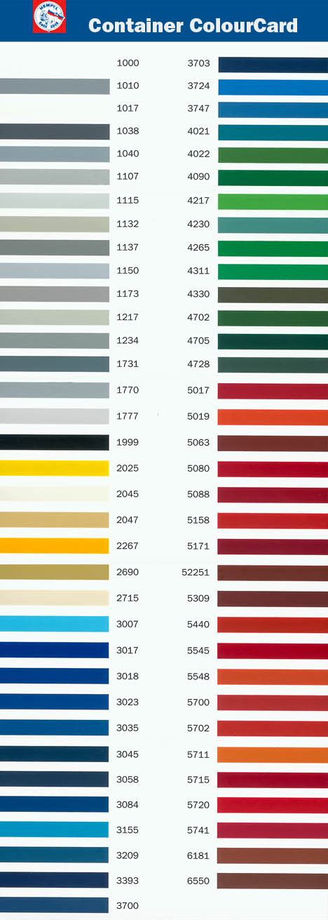 hempel paint color codes hempel marine paint color chart epoxy paint system
