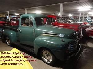 Pick Up Ford : ford pick up f1 pick up joop stolze classic cars ~ Medecine-chirurgie-esthetiques.com Avis de Voitures