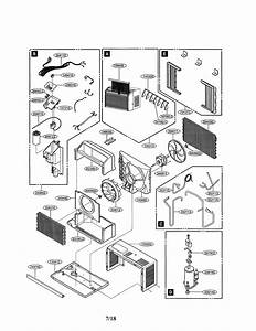 Lg Room Air Conditioner Wiring Diagram