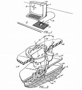 Computer mouse evolution: Patent designs from the 1970s ...