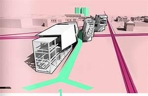 Train Pavilion Diagrams