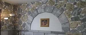 Fausse Pierre Murale Intérieur : pic photo d coration murale en pierre fausse pic de d coration murale en pierre fausse d ~ Preciouscoupons.com Idées de Décoration