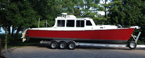 Boats For Sale Midwest by Trawlers Midwest Trawlers Trawlers For Sale Boats For