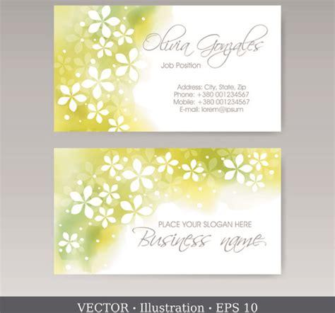 elegant business card background pattern  vector