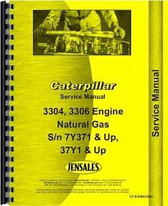 Caterpillar 3306 Engine Service Manual