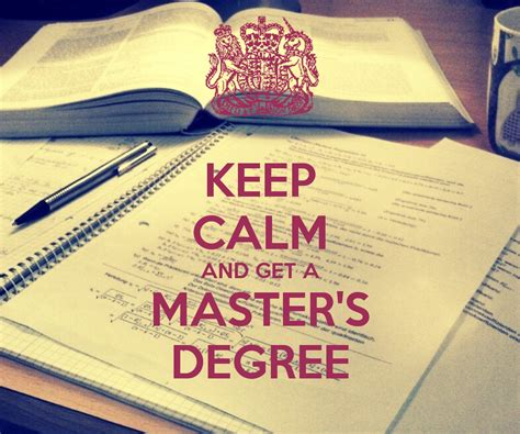 best 25 master degree programs ideas on
