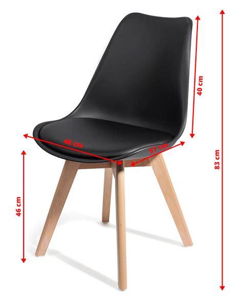 4 chaises brekka design contemporain nordique scandinave achat vente chaise blanc cdiscount