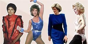 Tenue Des Années 50 : ces ic nes qui ont fa onn la mode des ann es 80 marie claire ~ Nature-et-papiers.com Idées de Décoration