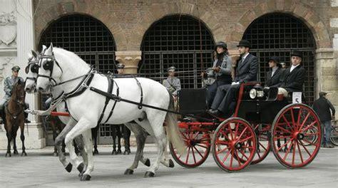 carrozze per cavalli usate cavalli e carrozze proposta di modifica al codice stradale