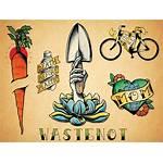 Tattoo Flash Sheet Sustainability Dribbble Tattoos Ut