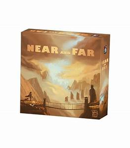 Near and Far, Buy it just for 74.9 on our shop Giochinscatola