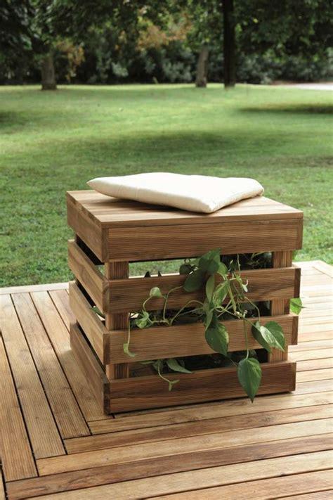 meuble en palette moderne elegant  ecologique