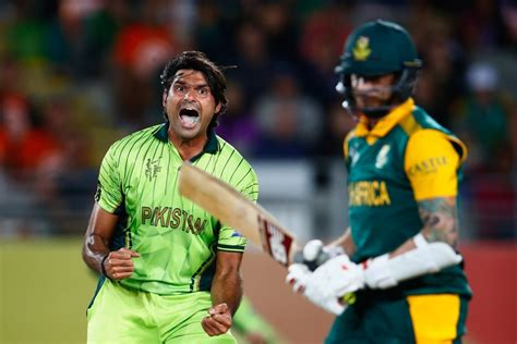 Mohammad Irfan Hopes To Return For Sl Odis