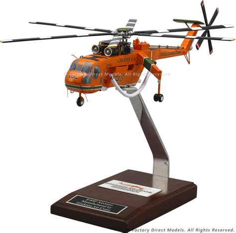 Sikorsky S-64E Erickson Air-Crane Scale Model Helicopter