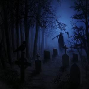 Graveyard by CuteReaper on DeviantArt