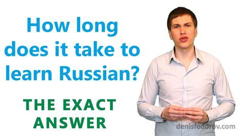 long     learn russian youtube