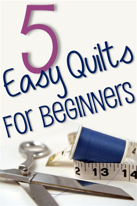 quilting for beginners 5 easy quilt ideas for beginners you put it up