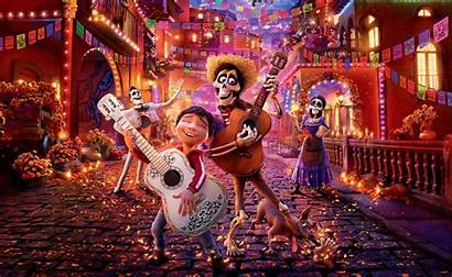 Coco Pixar Wallpapers Wallpaperaccess Backgrounds Confusion Circle